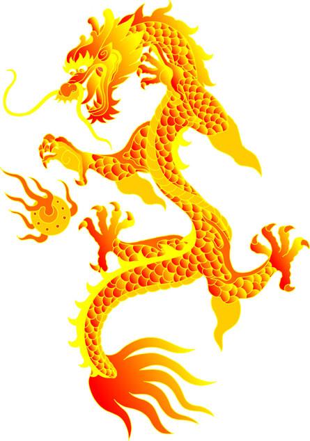 Cercle de vie l 39 ann e du dragon d 39 eau 2012 - Photo de dragon chinois ...