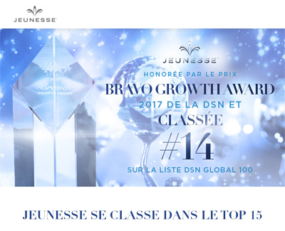 Bravo Growth Award 2017