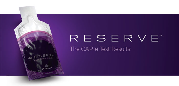 RESERVE The CAP-e Test Results.