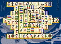 Mahjong Titan o Azul Majong