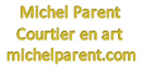 Michel Parent Courtier en art