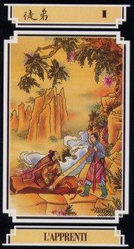 a145e86d1f2db Tarot chinois  interprétation des 22 lames ou cartes